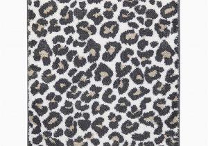 Leopard Print Bath Rugs Leopard Printed Bathmat