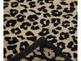 Leopard Print Bath Rugs Vue Rwanda Leopard towel Range In Natural