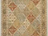 Light Blue and Brown area Rugs Rugstudio Sample Sale R Light Blue Light Brown area Rug Last Chance