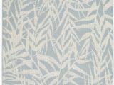 Light Blue and Cream Rug Nourison Aruba Arb06 Light Blue Cream area Rug
