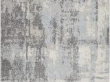 Light Blue and Grey area Rug Nourison Etchings Etc02 Grey Light Blue area Rug