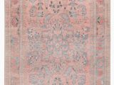Light Blue and Pink area Rug Jaipur Living Kindred Knd07 Pippa Pink Light Blue area Rug