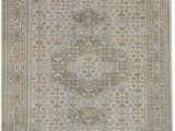 Light Blue and Tan Rug Cannae oriental Hand Knotted Wool Light Tan Pale Blue area Rug