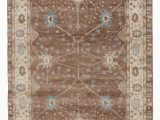 Light Blue and Tan Rug Jaipur Living Princeton Hand Knotted Floral Tan Light Blue area Rug 10 X14