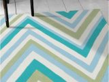 Light Blue Chevron Rug Multi Chevron Rug Light Blue Green