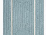 Light Blue Chevron Rug Otis Chevron Braided Light Blue area Rug