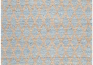 Light Blue Jute Rug Safavieh Cape Cod Cap413a Light Blue Gold area Rug
