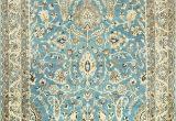 Light Blue Persian Rug Light Blue Antique Persian Khorassan Rug by Nazmiyal