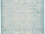 Light Blue Rug 8 X 10 Light Blue 8 X 10 New Vintage Rug area Rugs