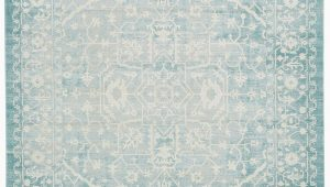 Light Blue Rug 8 X 10 Light Blue 8 X 10 New Vintage Rug area Rugs
