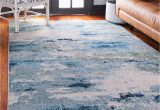 Light Blue Rugs for Living Room Light Blue 10 6 X 16 5 Spectrum Rug