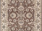 Light Brown area Rug 8×10 Superior Lille 8 X 10 area Rug Contemporary Living Room & Bedroom area Rug Anti Static and Water Repellent for Residential or Mercial Use