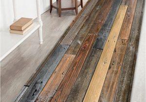 Light Brown Bathroom Rugs Joint Wood Board Pattern Floor area Rug Light Brown W24