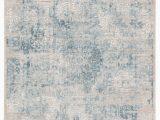 "Light Gray area Rug 5×7 Linley Medallion Light Gray Blue area Rug 5×7 6"""