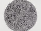 Light Gray Bath Rug Deep Pile Bath Mat Light Gray Home All