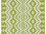 Lime Green and Black area Rug Lime Green Ivory Indoor Outdoor area Rug