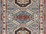Living Spaces area Rugs 5×7 Glory Rugs area Rug Tribal Marisela Vintage south West Carpet Traditional Texture for Bedroom Living Dining Room 7316 Gabbeh Collection 5×7