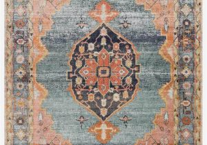 Living Spaces Blue Rug 79×115 Rug Magnolia Home Graham Blue Sunrise by Joanna Gaines