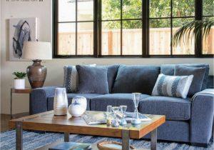 Living Spaces Blue Rug Living Spaces Spring 2018 63×91 Rug Hanlin Blue Ivory