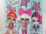 "Lol Surprise Doll area Rug L O L Surprise Kids Bathroom Decorative Fabric Shower Curtain 72"" X 72"" Walmart"