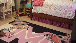 Lol Surprise Doll area Rug Little Girl S Bedroom Lol Surprise Dolls Carpet