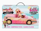 Lol Surprise Doll area Rug Lol Surprise Car Pool Coupe with tot Doll
