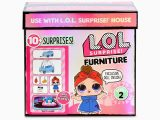 Lol Surprise Doll area Rug Lol Surprise Furniture Pack with Doll assorted