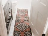 Long Bathroom Runner Rugs where to Find the Best Affordable Vintage Turkish Runners