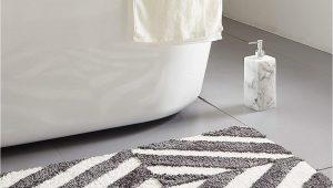 Long Gray Bathroom Rug Amazon Desiderare Thick Fluffy Dark Grey Bath Mat 31