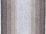 "Low Profile Bathroom Rug Better Homes & Gardens Ombre Cotton Reversible Bath Mat Aquifer 20"" X 30"" Walmart"