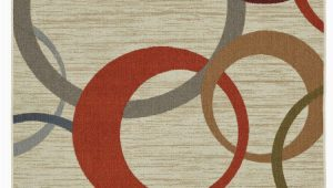Lowes 5 X 7 area Rugs Mohawk Home soho 5 X 7 No Indoor Geometric Mid Century Modern area Rug