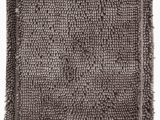 Luxe Microfiber Chenille Bath Rug Better Homes & Gardens Shiny Microfiber Noodle Chenille Bath Set 2 Piece Taupe