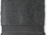 "Luxury solid Bath Rug Fieldcrest Fieldcrest Spa Molten Run Bath towel 30"" X 56"""