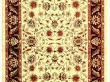 Macy S area Rugs 4×6 Lyndhurst Collection 4 X 6 Rug In Ivory and Red Safavieh