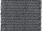 Madison Park Spa Reversible Bath Rug Madison Park Lasso Cotton Chenille Chain Woven Stitch Bathroom Rug Non Slip Absorbent Quick Dry Bath Mat 17×24 Charcoal