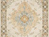 Magnolia Home area Rugs 8×10 Ryeland by Magnolia Home Rye 03 Ivory Multi Rug – Rug & Home