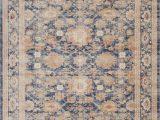 Magnolia Home area Rugs 8×10 Trinity Ty 03 Navy area Rug Magnolia Home by Joanna Gaines