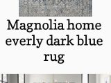 Magnolia Home Everly Dark Blue Rug Magnolia Home Everly Dark Blue Rug Dark Blue Rug Marble