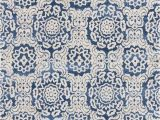 Magnolia Home Lotus Blue Rug Joanna Gaines Lotus Rug Collection Blue Ant Ivory In