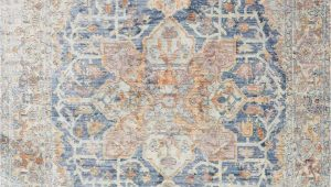 Magnolia Home Ophelia Blue Multi Rug Ophelia by Magnolia Home Oe 04 Blue Multi Rug