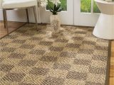 Mainstays Faux Sisal area Rugs Natural area Rugs Parson Custom Sisal Rug 12 X 18 Malt Border