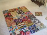 Make area Rug From Carpet 4×6 area Rug Using Discontinued Carpet Samples A Little
