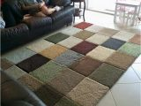 Make area Rug From Carpet Sample Rugs and Gorilla Duct Tape