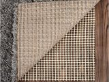 Mat for Under area Rug Abahub Anti Slip Rug Pad 8×10 for Under area Rugs Carpets