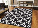 Mat for Under area Rug area Rugs On Clearance Small Rugs for Under 20 2×3 Black