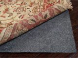 Mat for Under area Rug Surya Pads 810ov Grey Standard Felted Pad 8 X 10 Oval