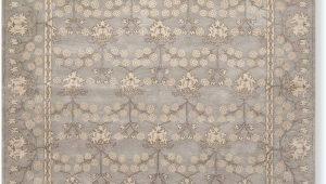 Memory Foam area Rug 8×10 8 X 10 William Morris Handmade Wool oriental area Rug 8×10 Gray
