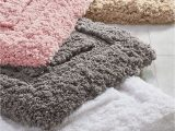 Memory Foam Bathroom Rug Runner Cozy Memory Foam Bath Rug Grandin Road