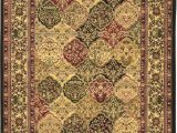 Menards area Rugs 9 X 12 Kerman Rug Color Multi Size 5 X 7 3""