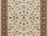 Menards area Rugs 9 X 12 Welbourne Ivory Beige Loloi Machine Made Traditional